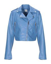 Silvian Heach Blue Jacke