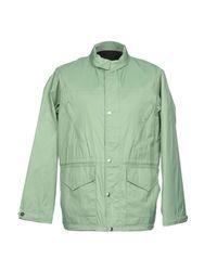 Several Green Jacket for men