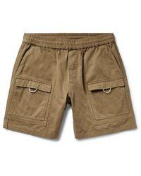 Acne Green Shorts for men