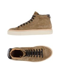 Buttero Natural High-tops & Sneakers for men