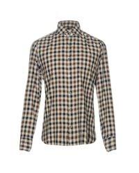 Drumohr Natural Shirts for men