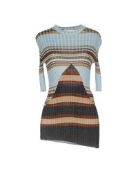 Céline Blue - Striped Jumper - Women - Silk/cashmere - S