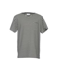 SATURDAYS NEW YORK CITY Black T-shirt for men