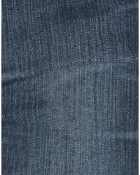 Love Moschino Blue Jeanshose