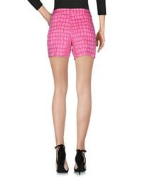 Boutique Moschino Pink Shorts