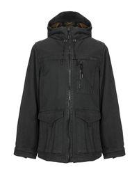 Manteau en jean DIESEL pour homme en coloris Black