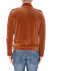 Route Des Garden Brown Jacket for men