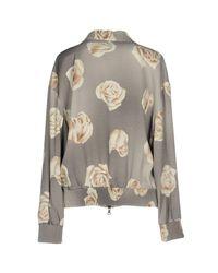 Boutique Moschino Gray Jacket
