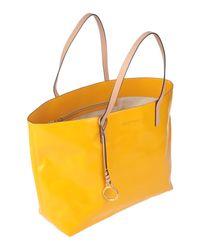 Tory Burch Yellow Handtaschen