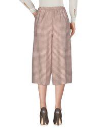 Manoush Natural 3/4-length Trousers