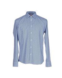 Camisa Altea de hombre de color Blue