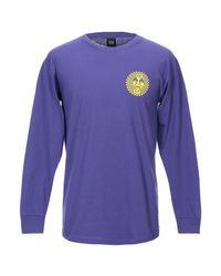 Camiseta Obey de hombre de color Purple