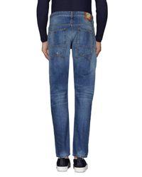 Takeshy Kurosawa | Blue Denim Trousers for Men | Lyst