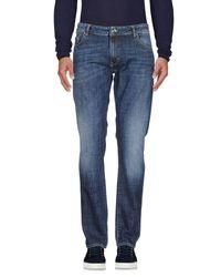 Pt05 Jeanshose in Blue für Herren