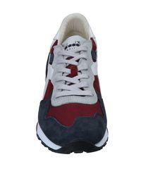 Diadora Blue Low-tops & Sneakers for men