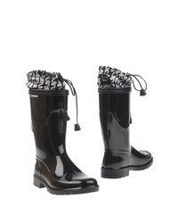 DSquared² Black Boots