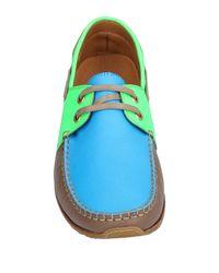 Marc Jacobs - Blue Loafer for Men - Lyst