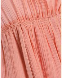 Band of Outsiders Pink 3/4 Length Dress