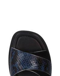 Marc By Marc Jacobs - Blue Sandals - Lyst