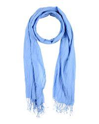 Polo Ralph Lauren - Blue Scarf - Lyst