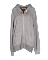 Things On Earth - Gray Sweatshirt - Lyst