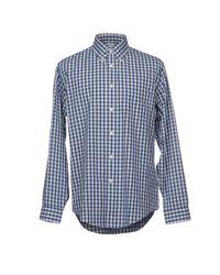 Brooks Brothers Blue Shirt for men
