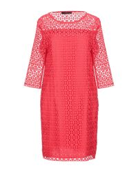 Trussardi Pink Short Dress