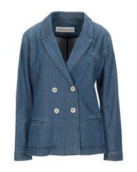 Capospalla jeans di Shirtaporter in Blue