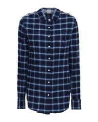 Rag & Bone Blue Shirt