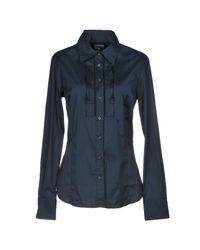 Henry Cotton's Blue Shirt