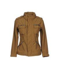 Aspesi Multicolor Jacket