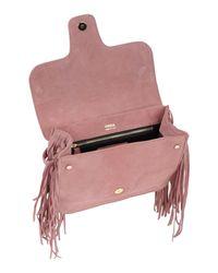 V73 Pink Cross-body Bag
