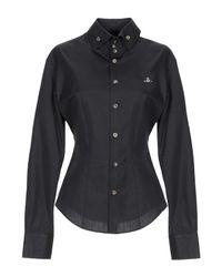 Vivienne Westwood Black Shirt