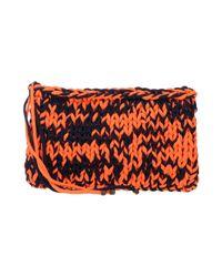 Essentiel Antwerp - Orange Handbag - Lyst