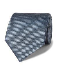 Giorgio Armani Blue Tie for men