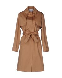 Annie P Natural Overcoat