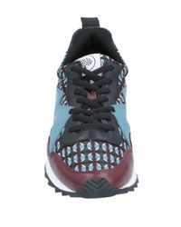 Mulberry Blue Low Sneakers & Tennisschuhe
