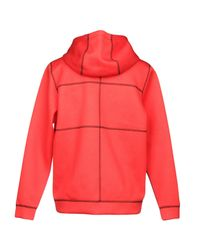 Christopher Kane Red Sweatshirt for men