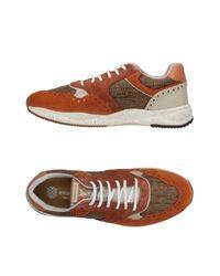 Brimarts Low Sneakers & Tennisschuhe in Brown für Herren