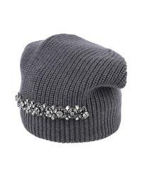 N°21 Gray Hat