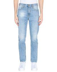 Pantalon en jean TRUE NYC pour homme en coloris Blue