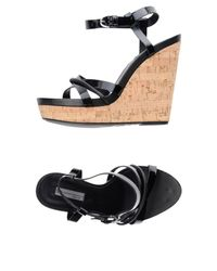 Sandales Vic Matié en coloris Black