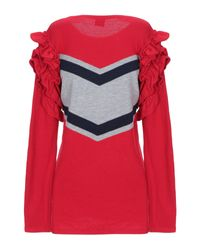 Pullover di Lafty Lie in Red