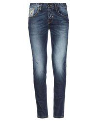 Pantaloni jeans di Takeshy Kurosawa in Blue da Uomo