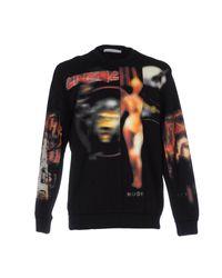 Givenchy Black Sweatshirt for men