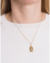 Nina Kastens Jewelry - Metallic Necklace - Lyst