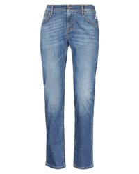 Pantaloni jeans di Roy Rogers in Blue