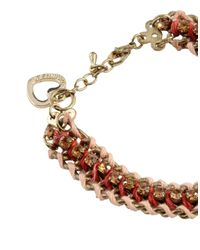 Twin Set - Multicolor Bracelet - Lyst