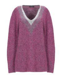 Rag & Bone Purple Sweater