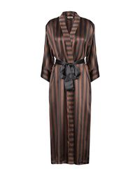 Vivis Brown Robe